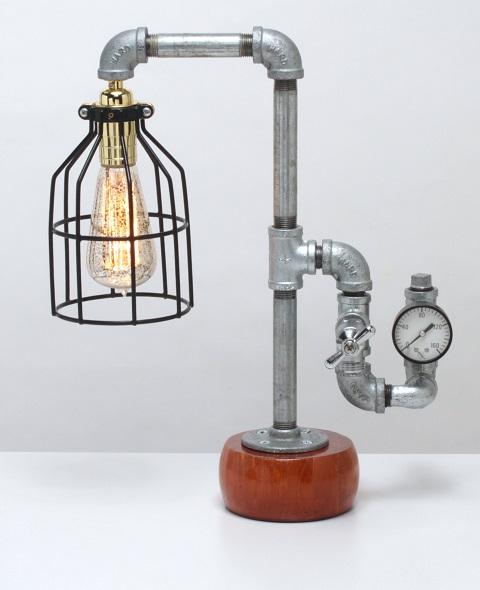 Kinotrope Steampunk Lamp